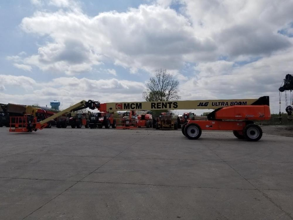 Detail photo of 2018 JLG 1500SJ from Construction Equipment Guide