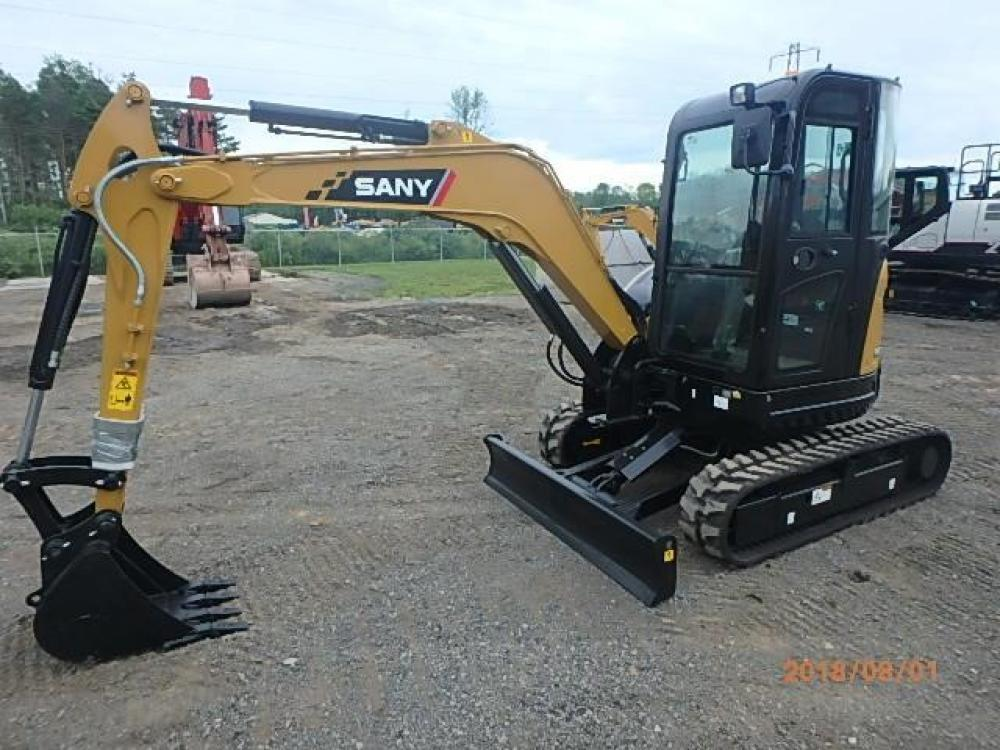 Detail photo of 2018 Sany SY35U from Construction Equipment Guide