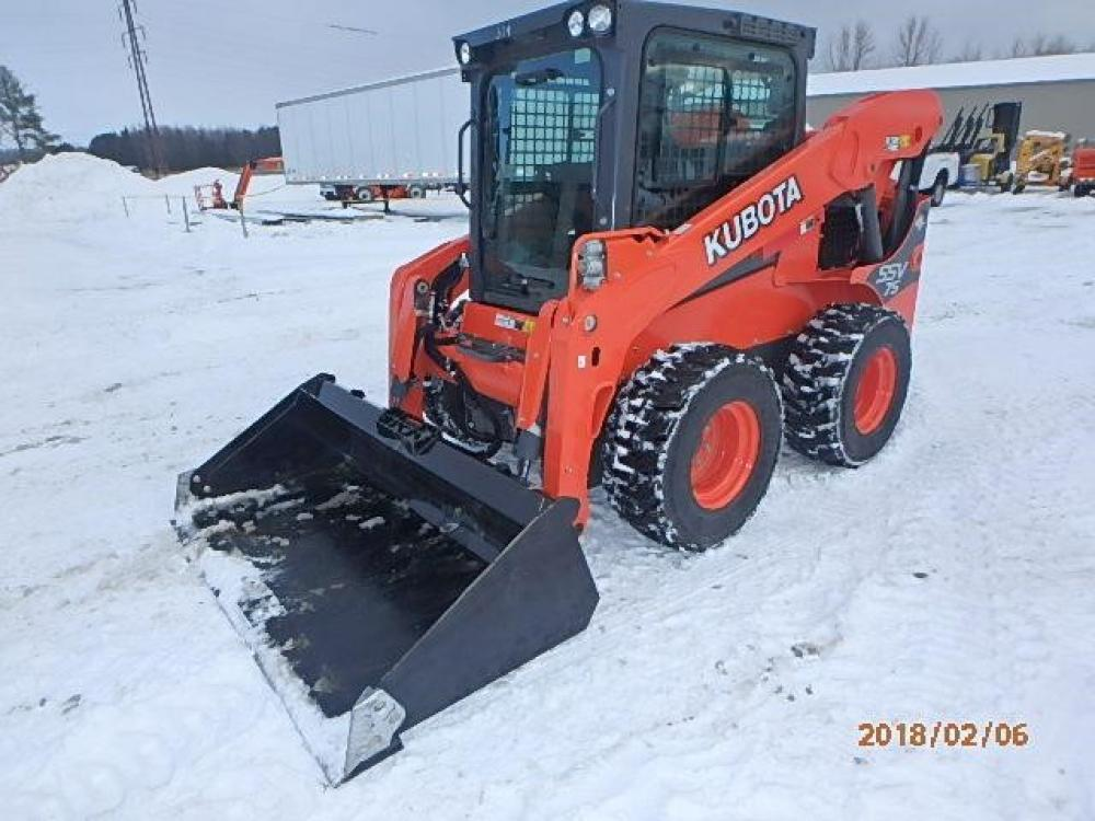 Detail photo of 2017 Kubota SSV75 from Construction Equipment Guide