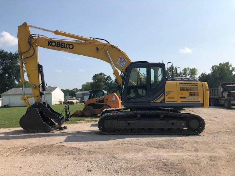 Detail photo of 2015 Kobelco SK210 LC-9 from Construction Equipment Guide