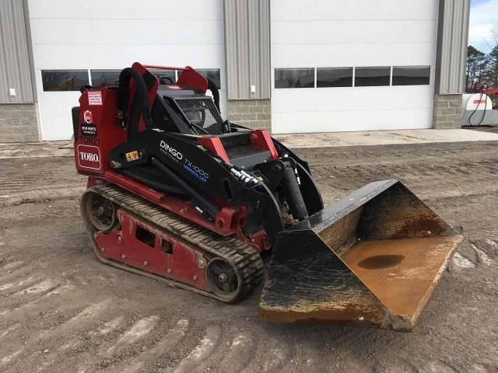Detail photo of 2018 Toro TX-1000W from Construction Equipment Guide