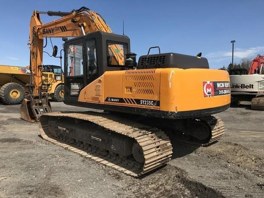 Detail photo of 2014 Sany SY235C from Construction Equipment Guide