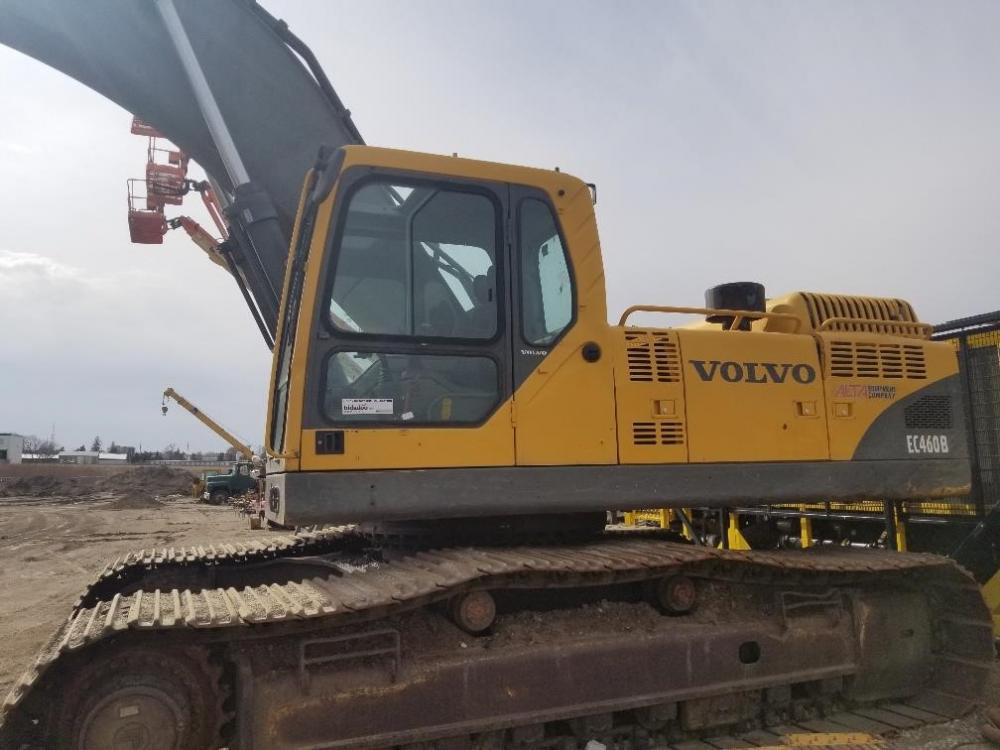 Detail photo of 2005 Volvo EC460B from Construction Equipment Guide