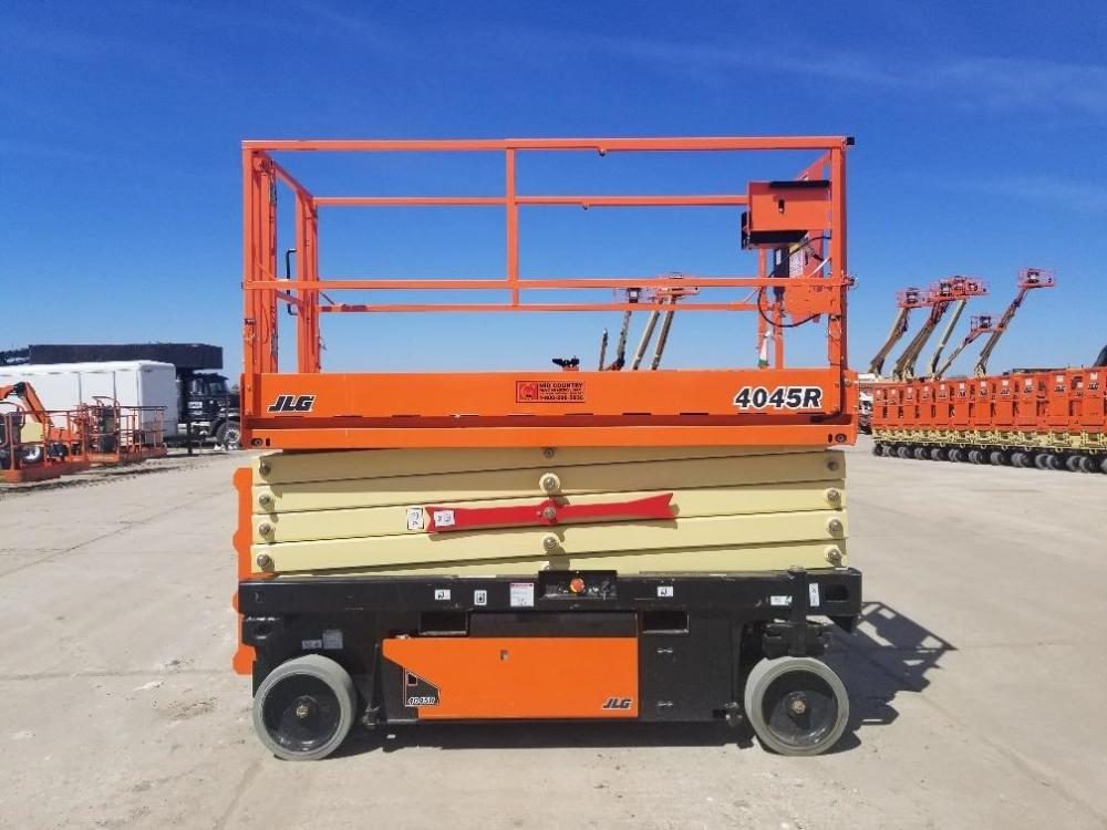 Detail photo of 2019 JLG 4045R from Construction Equipment Guide