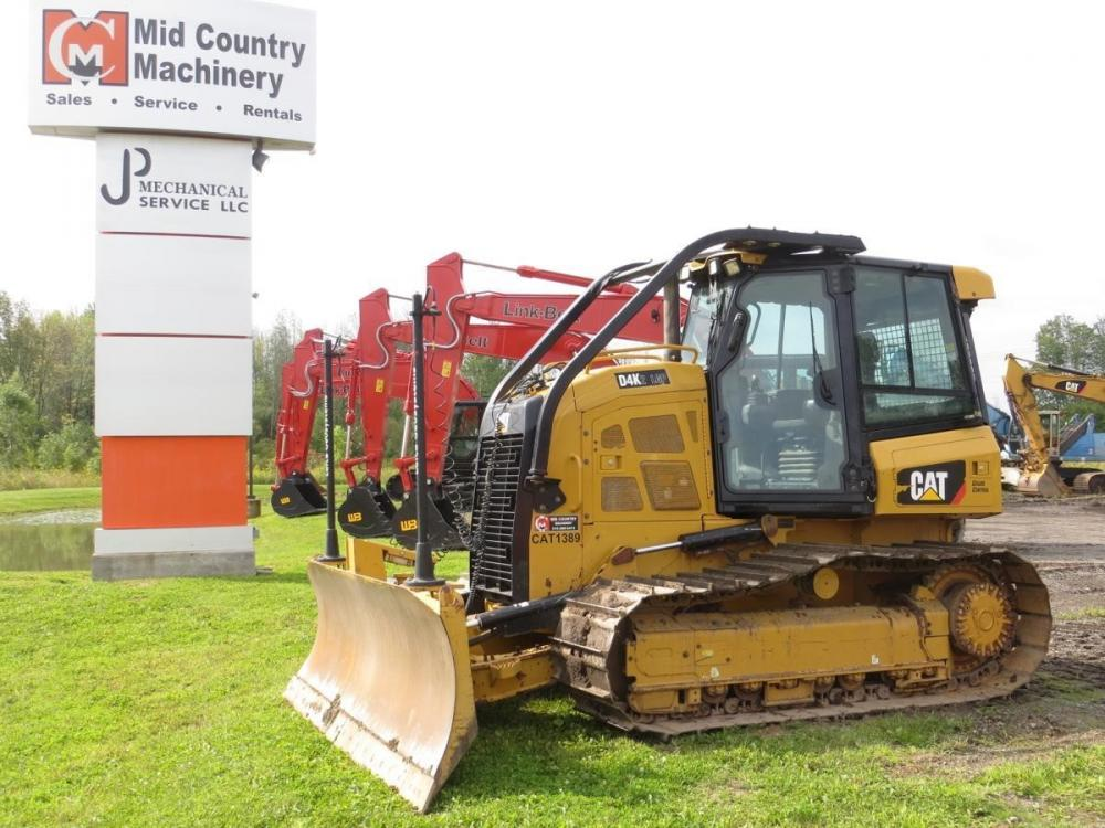 Detail photo of 2016 Caterpillar D4K2 LGP from Construction Equipment Guide
