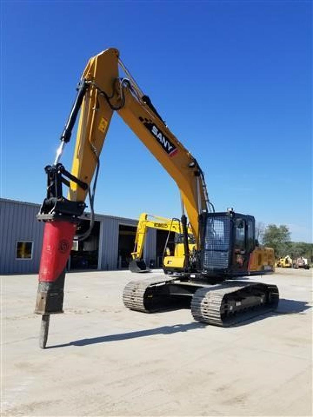 Detail photo of 2017 Sany SY215C LC from Construction Equipment Guide