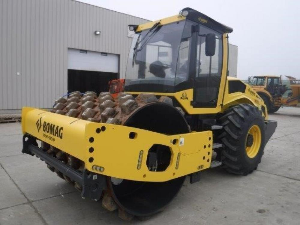 Detail photo of 2018 Bomag BW 211 PDH-5 from Construction Equipment Guide