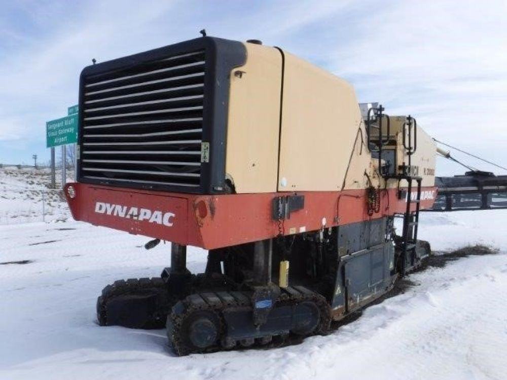 Detail photo of 2006 Dynapac PL2000LS from Construction Equipment Guide