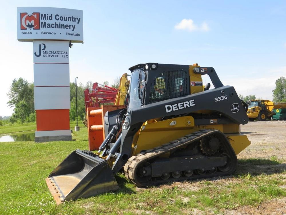 Detail photo of 2019 John Deere 333G from Construction Equipment Guide