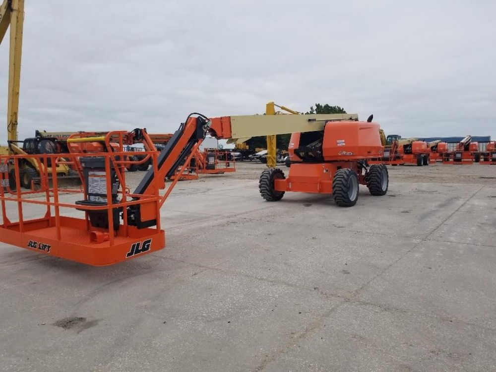 Detail photo of 2018 JLG 660SJ from Construction Equipment Guide