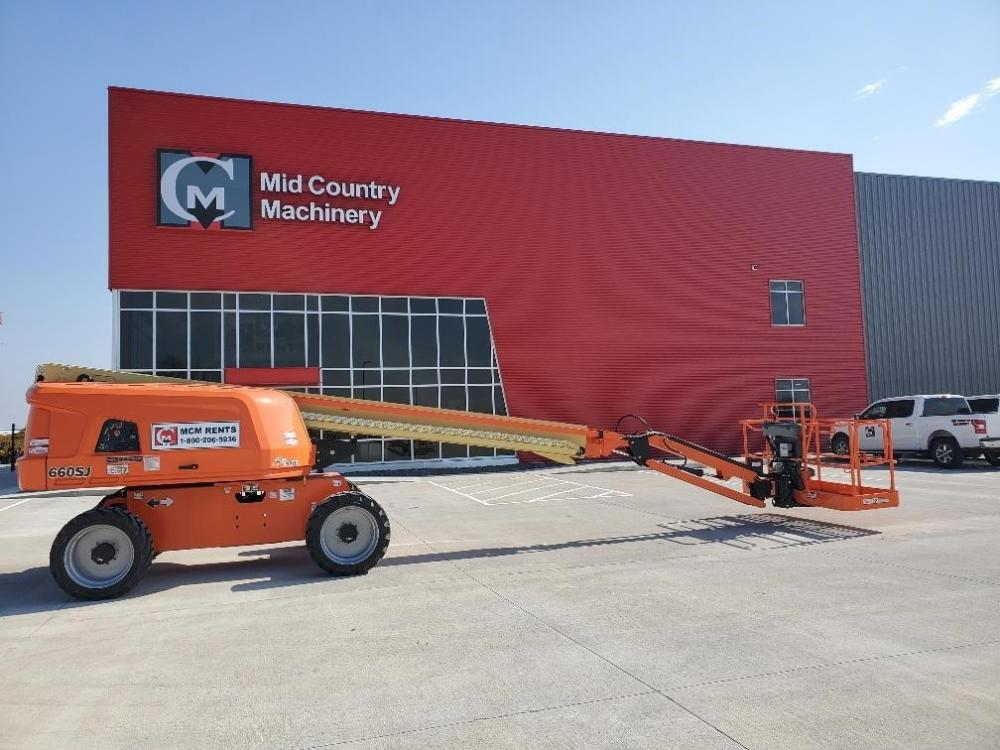Detail photo of 2020 JLG 660SJ from Construction Equipment Guide