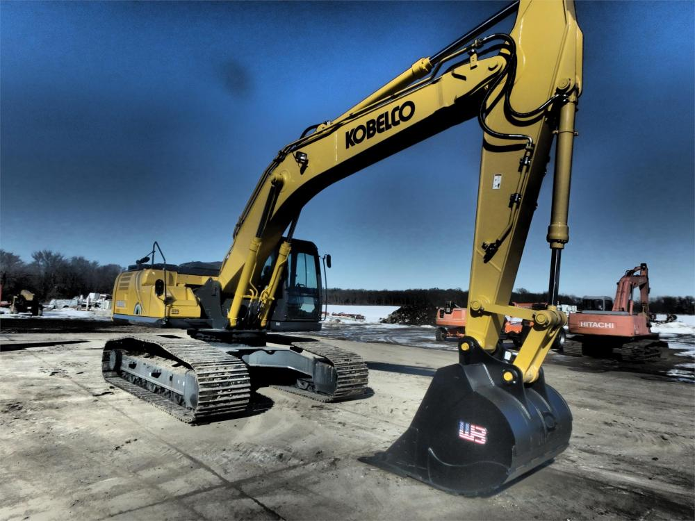 Detail photo of 2020 Kobelco SK300 LC-10 from Construction Equipment Guide