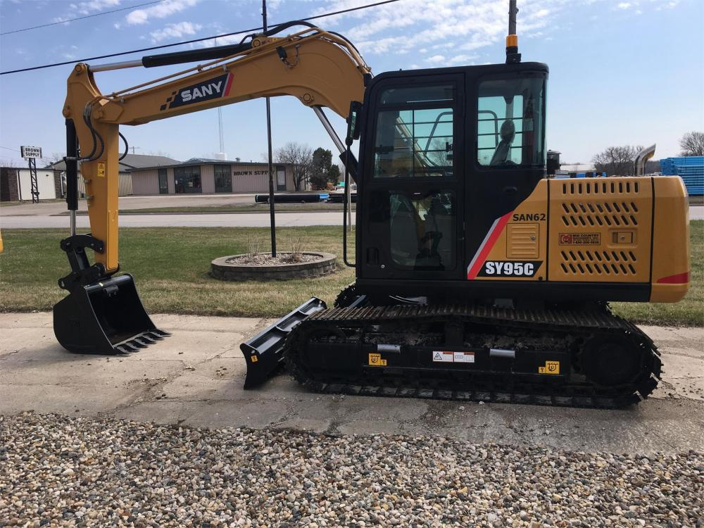 Detail photo of 2019 Sany SY35 from Construction Equipment Guide