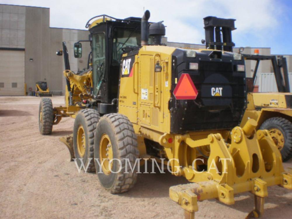 Detail photo of 2012 Caterpillar 140M II from Construction Equipment Guide