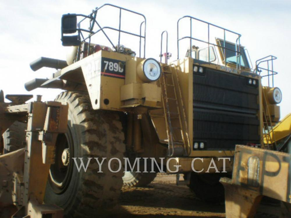 Detail photo of 1996 Caterpillar 789B from Construction Equipment Guide