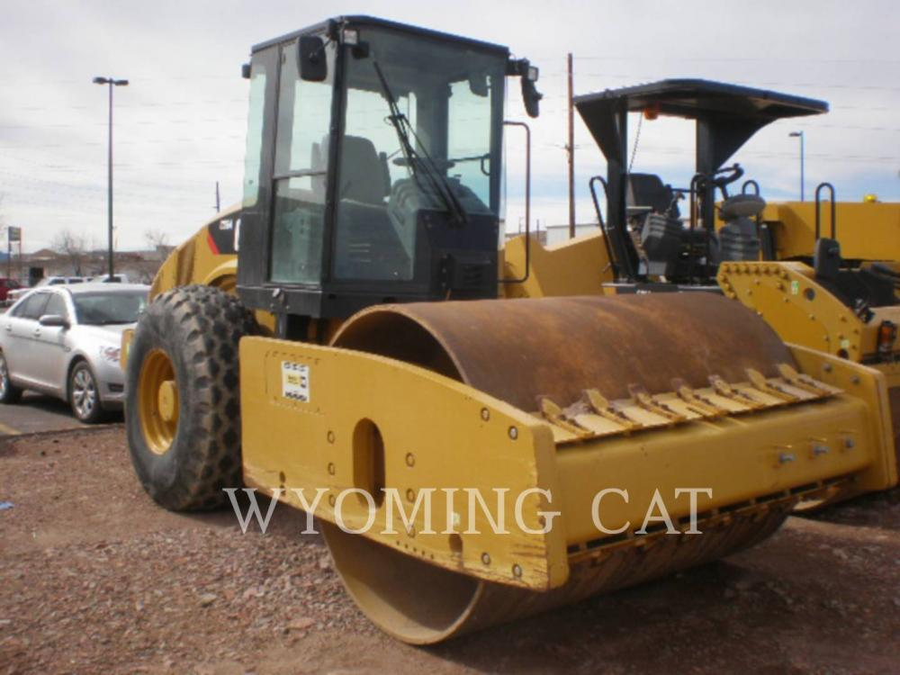 Detail photo of 2012 Caterpillar CS64 from Construction Equipment Guide