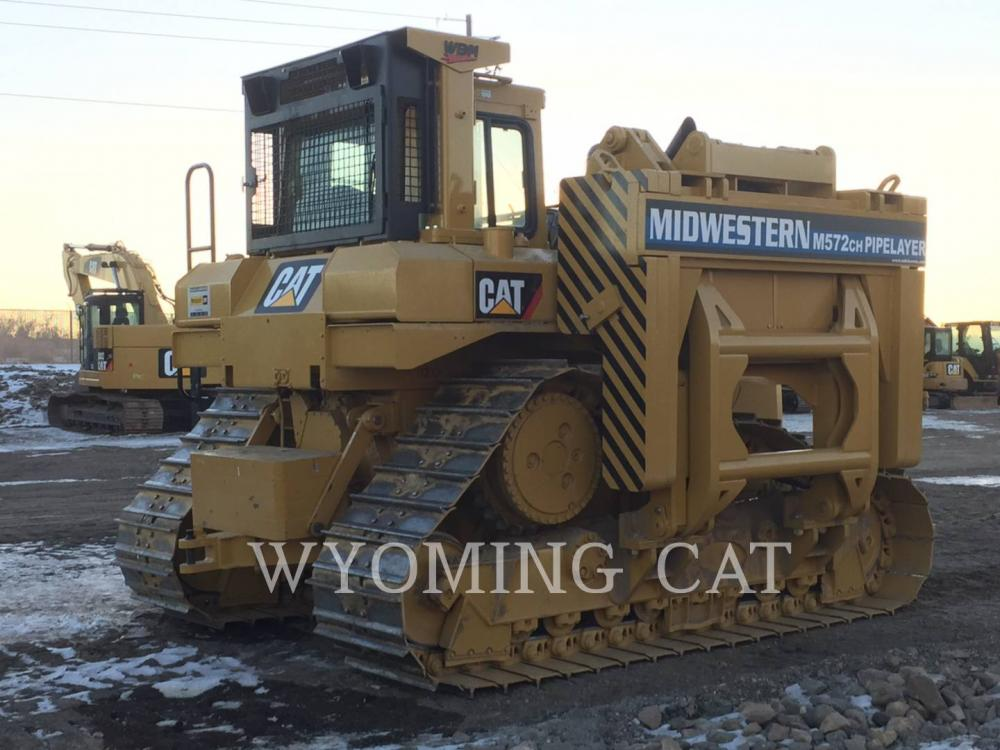 2012 Caterpillar D6T For Sale (20468299) from Wyoming