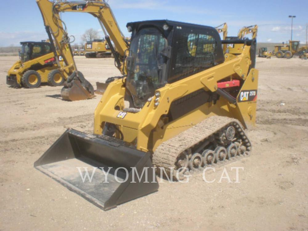 Detail photo of 2017 Caterpillar 257D from Construction Equipment Guide