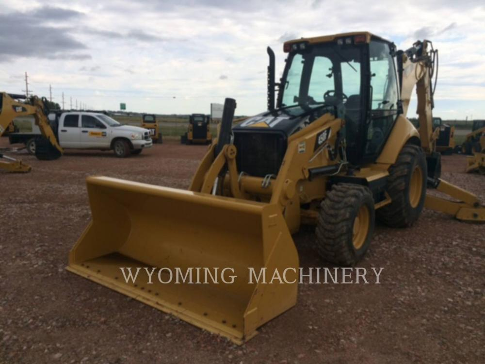 Detail photo of 2015 Caterpillar 450F from Construction Equipment Guide