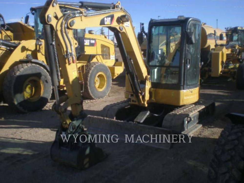 Detail photo of 2013 Caterpillar 305E from Construction Equipment Guide