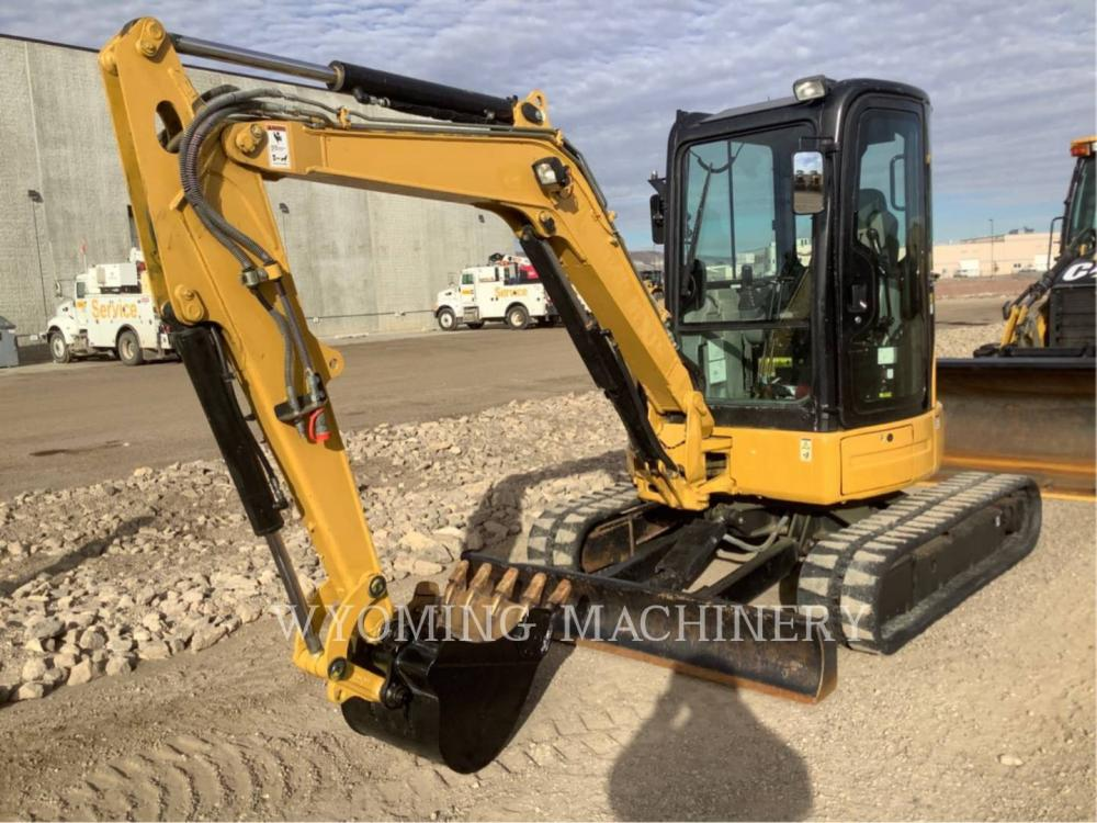 Detail photo of 2011 Caterpillar 304D CR from Construction Equipment Guide