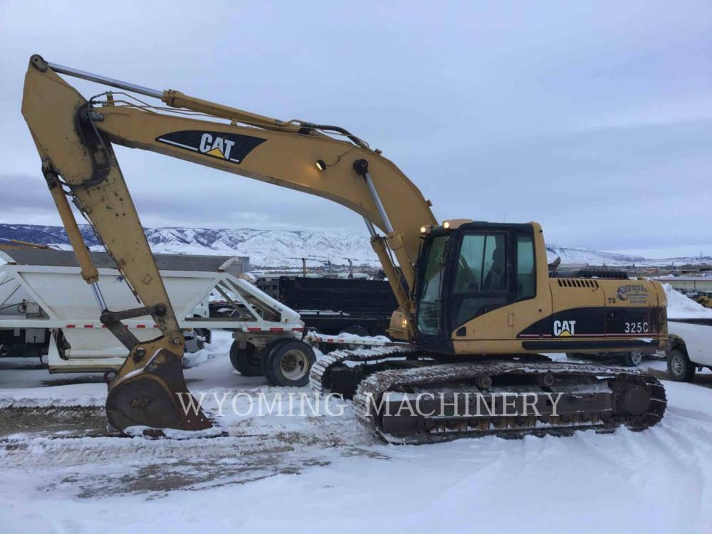 Detail photo of 2003 Caterpillar 325C L from Construction Equipment Guide