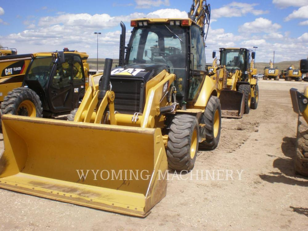 Detail photo of 2016 Caterpillar 450F from Construction Equipment Guide