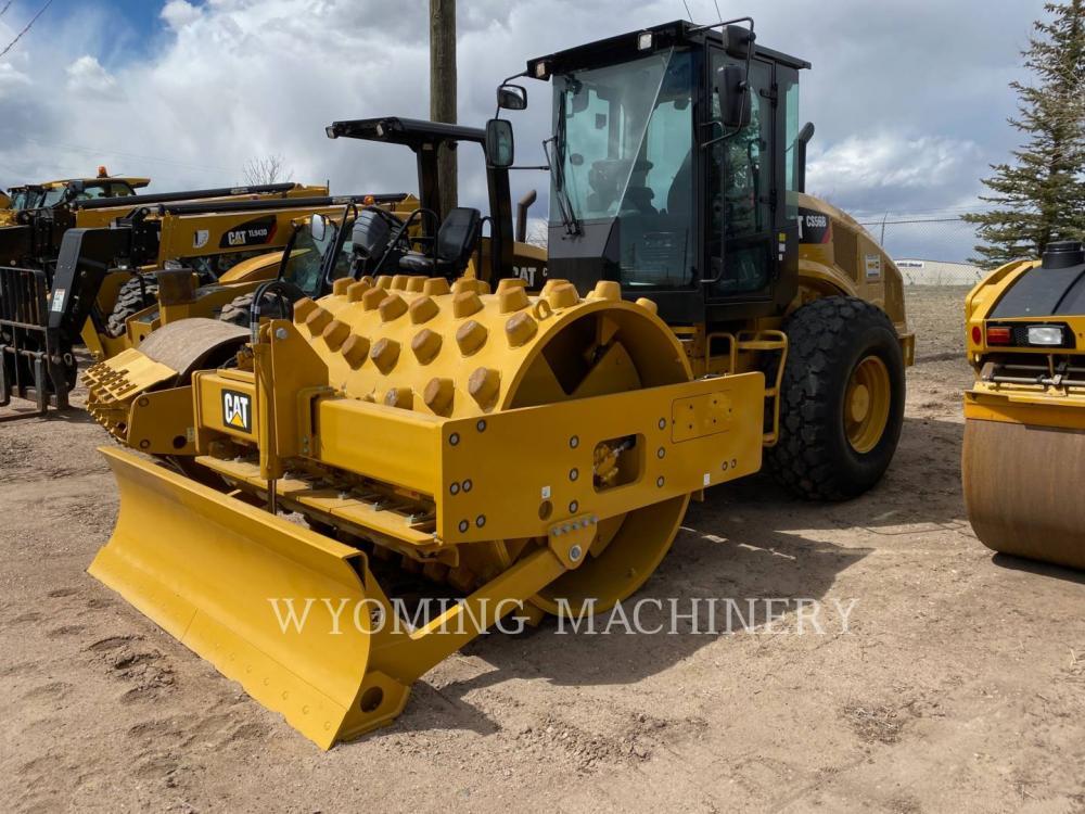 Detail photo of 2020 Caterpillar CS56B from Construction Equipment Guide