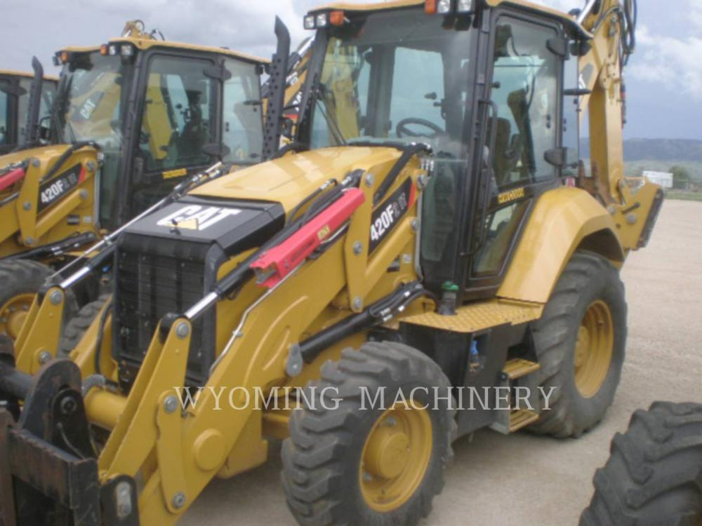 Detail photo of 2015 Caterpillar 420F2 IT from Construction Equipment Guide