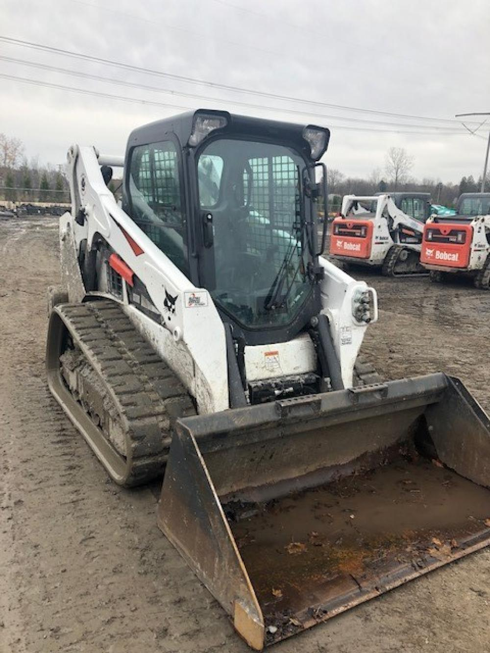 Detail photo of 2017 Bobcat T595 from Construction Equipment Guide