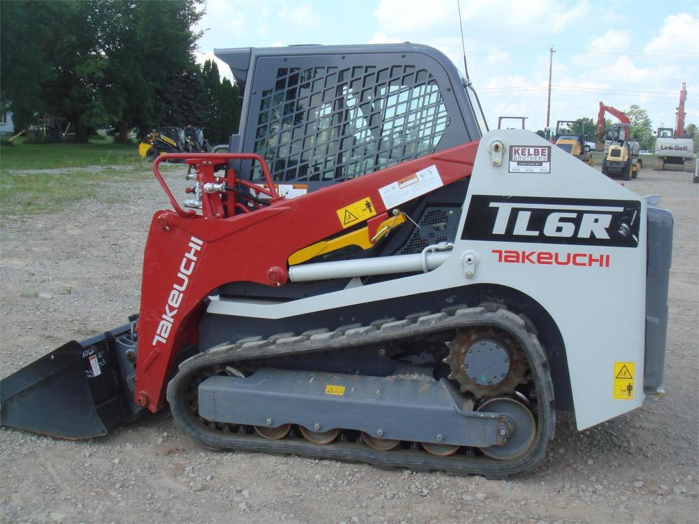 Detail photo of 2019 Takeuchi TL6R from Construction Equipment Guide