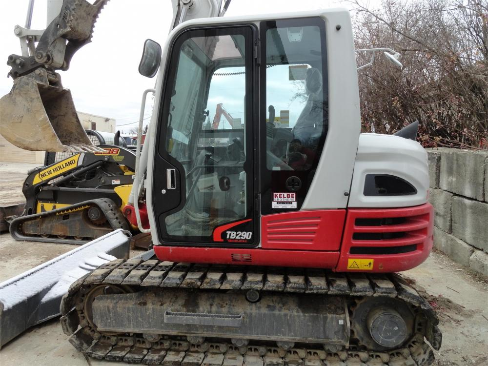 Detail photo of 2018 Takeuchi TB290 from Construction Equipment Guide