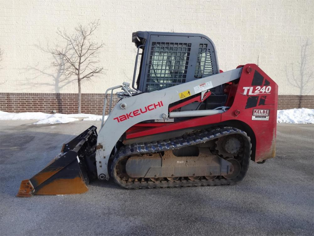 Detail photo of 2013 Takeuchi TL240 from Construction Equipment Guide