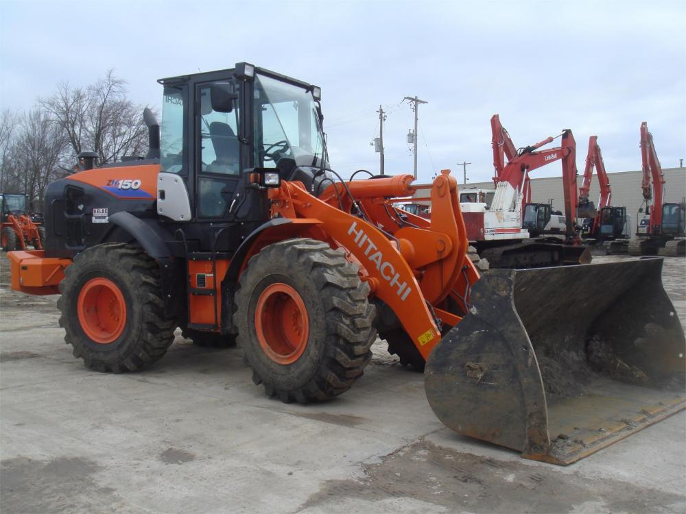 Detail photo of 2018 Hitachi ZW150-6 from Construction Equipment Guide