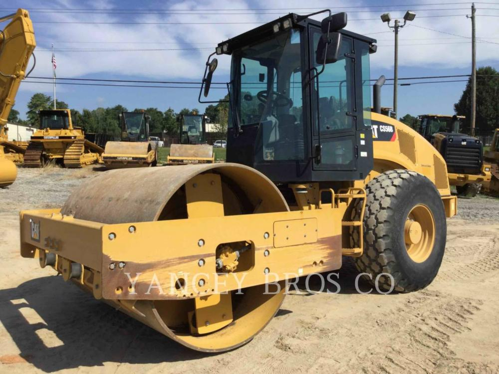 Detail photo of 2015 Caterpillar CS56B from Construction Equipment Guide