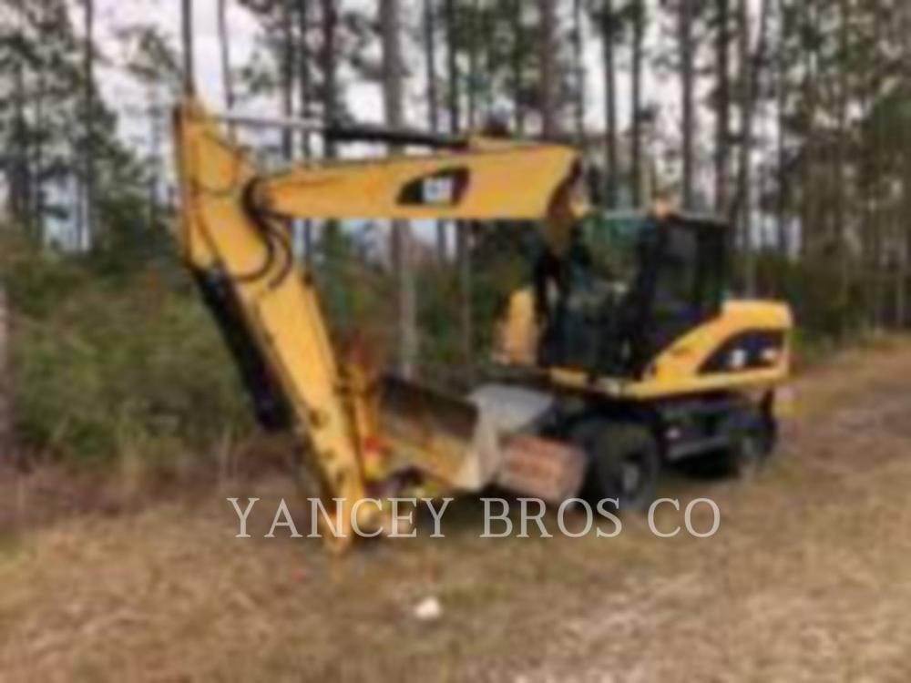 Detail photo of 2009 Caterpillar M318D from Construction Equipment Guide