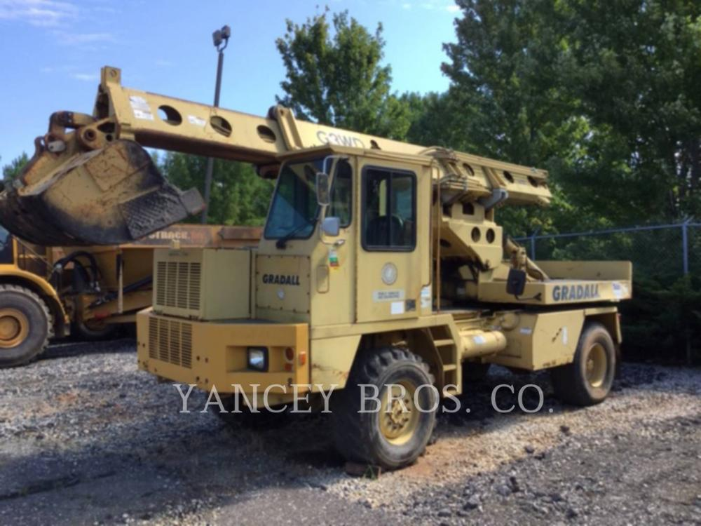 Detail photo of 1998 Gradall G3WD from Construction Equipment Guide