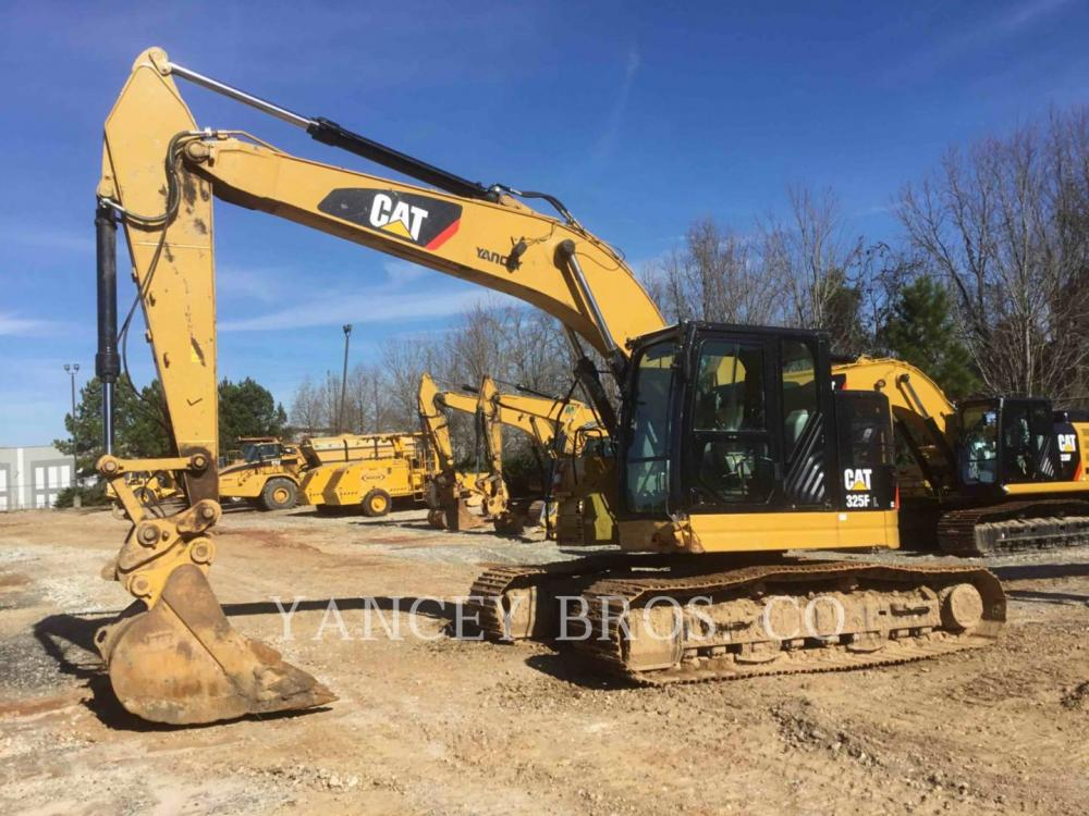 Detail photo of 2016 Caterpillar 325F CR from Construction Equipment Guide