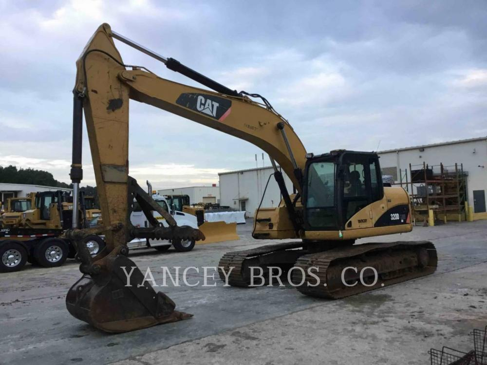 Detail photo of 2008 Caterpillar 320DL from Construction Equipment Guide