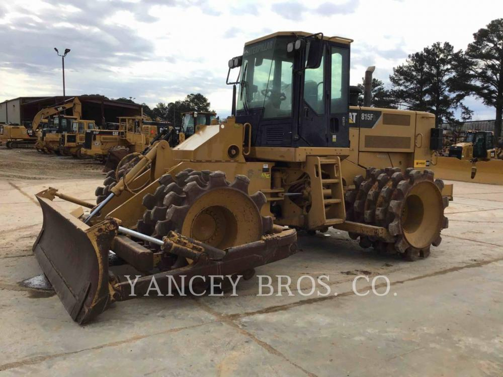 Detail photo of 2008 Caterpillar 815 from Construction Equipment Guide
