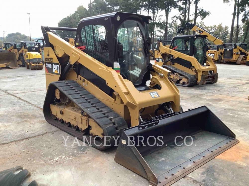 Detail photo of 2019 Caterpillar 299D2 from Construction Equipment Guide