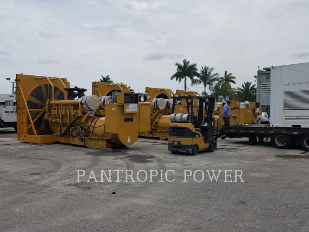 Detail photo of 2000 Caterpillar 3516B from Construction Equipment Guide