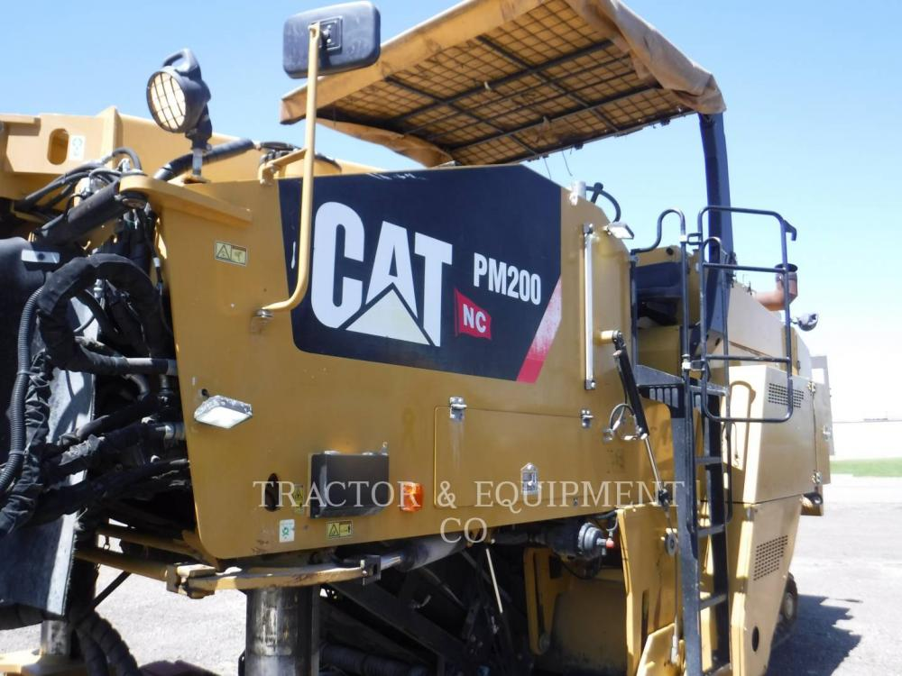 Detail photo of 2014 Caterpillar PM200 from Construction Equipment Guide