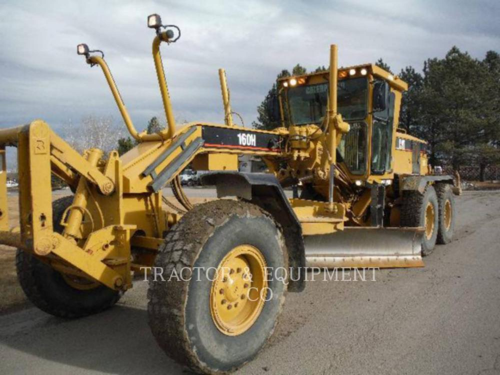 Detail photo of 2006 Caterpillar 160H from Construction Equipment Guide