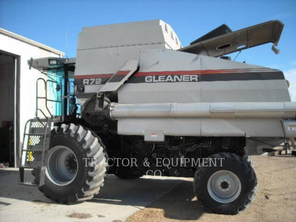 Detail photo of 2000 Gleaner R72 from Construction Equipment Guide