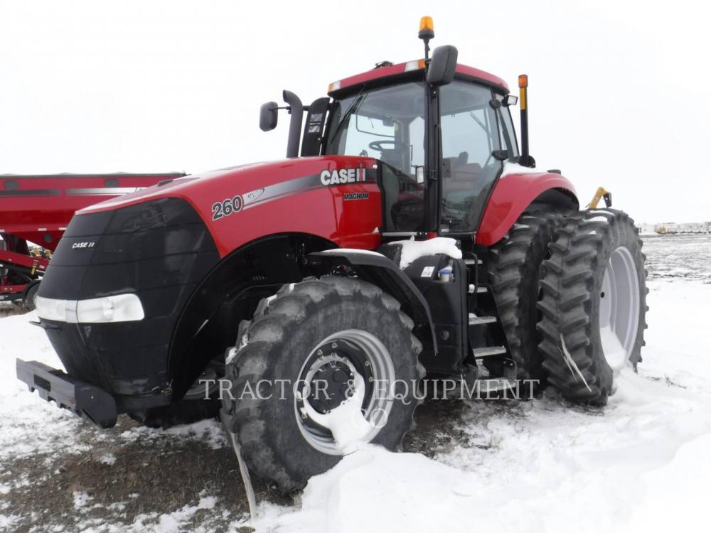 Detail photo of 2011 Case IH MAGNUM 260 from Construction Equipment Guide