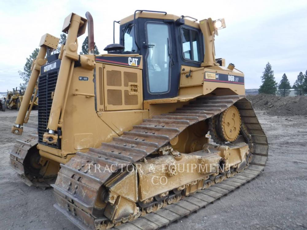 Detail photo of 2006 Caterpillar D6R LGP III from Construction Equipment Guide