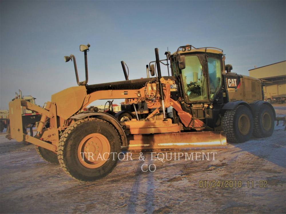 Detail photo of 2012 Caterpillar 160M II from Construction Equipment Guide