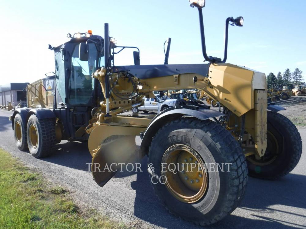 Detail photo of 2014 Caterpillar 160M II from Construction Equipment Guide