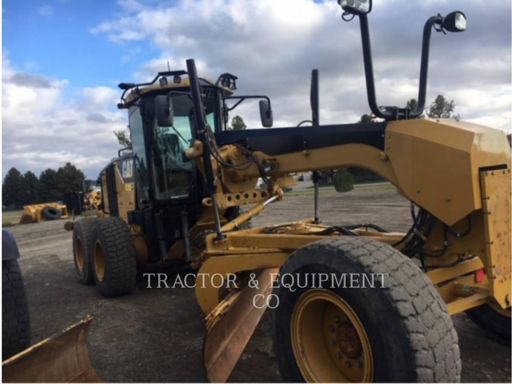 Detail photo of 2008 Caterpillar 160M from Construction Equipment Guide